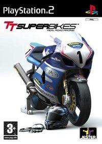 Portada oficial de Isle of Man TT Superbikes para PS2