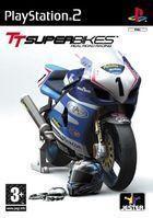 Portada oficial de de Isle of Man TT Superbikes para PS2