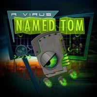 Portada oficial de A Virus Named TOM PSN para PSVITA
