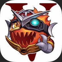 Portada oficial de Justice Monsters Five para Android