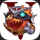 Portada oficial de de Justice Monsters Five para Android