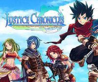 Portada oficial de Justice Chronicles eShop para Nintendo 3DS