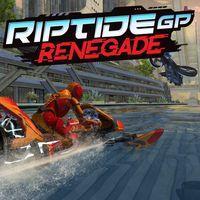 Portada oficial de Riptide GP: Renegade para PS4