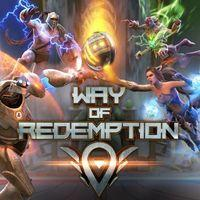 Portada oficial de Way of Redemption para PS4