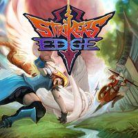 Portada oficial de Strikers Edge para PS4