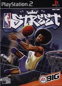 Portada oficial de NBA Street para PS2