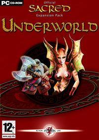 Portada oficial de Sacred Underworld para PC