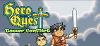 Portada oficial de Hero Quest: Tower Conflict para PC