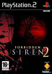 Portada oficial de Forbidden Siren 2 para PS2