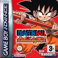Portada oficial de Dragon Ball: Advance Adventure para Game Boy Advance
