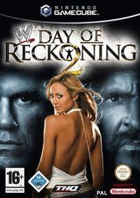 Portada oficial de WWE Day of Reckoning 2 para GameCube