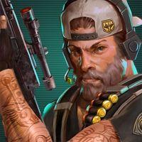Portada oficial de League of War: Mercenaries para iPhone