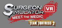 Portada oficial de Surgeon Simulator VR: Meet The Medic para PC