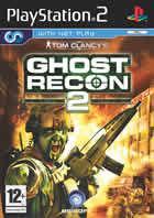 Portada oficial de de Tom Clancy's Ghost Recon 2 para PS2