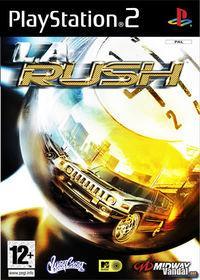 Portada oficial de L.A. Rush para PS2