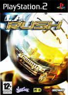 Portada oficial de de L.A. Rush para PS2