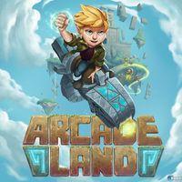Portada oficial de Arcade Land para PS4