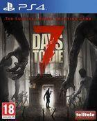 Portada oficial de de 7 Days to Die para PS4