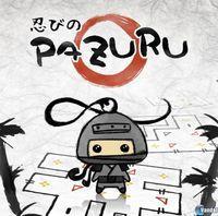Portada oficial de Pazuru eShop para Nintendo 3DS