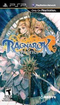 Portada oficial de Ragnarok Tactics para PSP