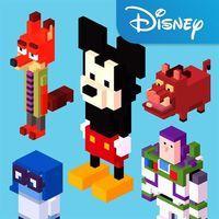 Portada oficial de Disney Crossy Road para Android
