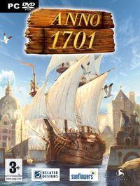 Portada oficial de Anno 1701 para PC