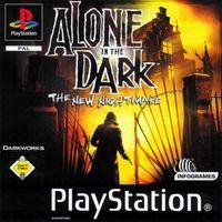 Portada oficial de Alone in the Dark 4 para PS One