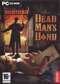 Portada oficial de Dead Man's Hand para PC