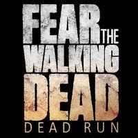 Portada oficial de Fear the Walking Dead: Dead Run para iPhone