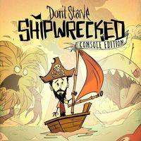 Portada oficial de Don't Starve: Shipwrecked para PS4