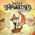 Portada oficial de de Don't Starve: Shipwrecked para PS4