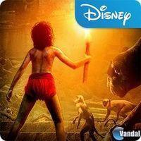 Portada oficial de El Libro de la Selva: Corre Mowgli para Android