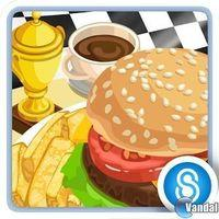 Portada oficial de Restaurant Story: Hot Rod Cafe para Android