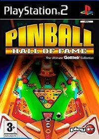 Portada oficial de Pinball Hall of Fame para PS2