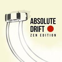 Portada oficial de Absolute Drift: Zen Edition para PS4