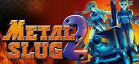 Portada oficial de Metal Slug 2 para PC