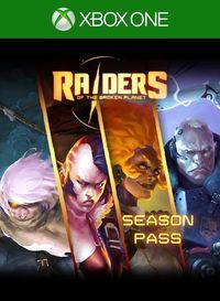 Portada oficial de Raiders of the Broken Planet para Xbox One