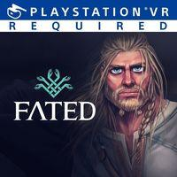 Portada oficial de FATED: The Silent Oath para PS4