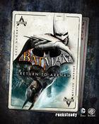 Portada oficial de de Batman: Return to Arkham para PS4