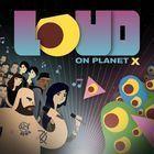 Portada oficial de de LOUD on Planet X para PS4