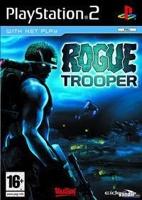 Portada oficial de Rogue Trooper para PS2