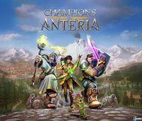 Portada oficial de Champions of Anteria para PC