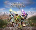 Portada oficial de de Champions of Anteria para PC