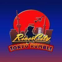 Portada oficial de River City: Tokyo Rumble eShop para Nintendo 3DS