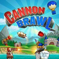 Portada oficial de Cannon Brawl para PS4
