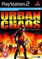 Portada oficial de de Urban Chaos para PS2