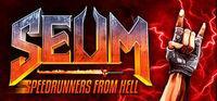 Portada oficial de SEUM: Speedrunners from Hell para PC