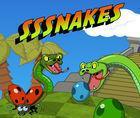 Portada oficial de de Sssnakes eShop para Nintendo 3DS