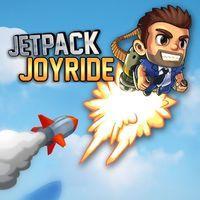 Portada oficial de Jetpack Joyride PSN para PS4