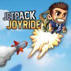 Portada oficial de de Jetpack Joyride PSN para PS4